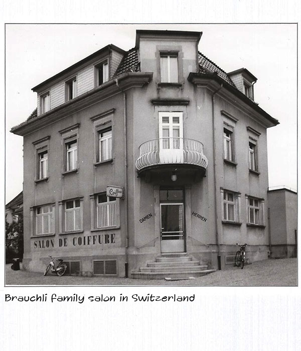 Brauchli Family Salon in Switzerland