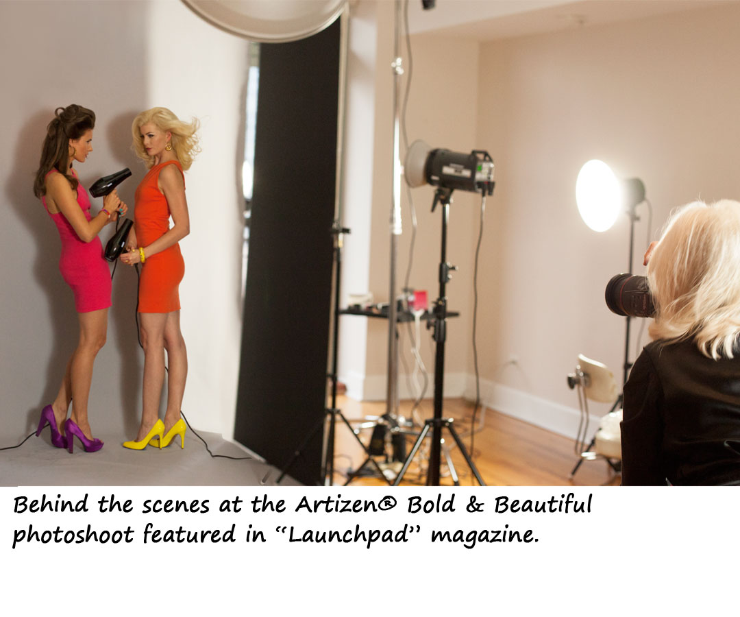 Behind-the-scene_Be-Bold-photoshoot